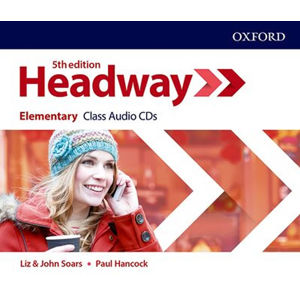 New Headway Elementary Class Audio CDs /3/ (5th)